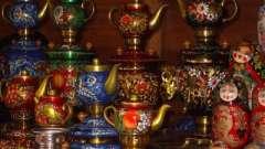 Сувениры из россии в память о приятном отдыхе