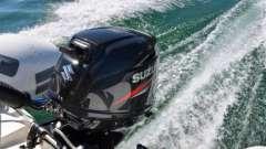 Suzuki – лодочные моторы высшего качества
