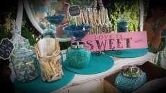 Свадьба в цвете тиффани: лучшие идеи для оформления торжества