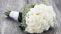 Свадебный букет невесты – маленькое дополнение к большому событию