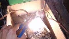 Сварочный инвертор - источник питания сварочной дуги