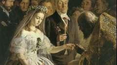 Сватовство со стороны невесты - традиционные и современные сценарии. Что делать во время сватовства со стороны невесты?