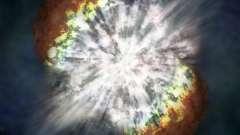 Сверхновая звезда – смерть или начало новой жизни?