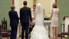 Свидетелями на свадьбе кто может быть? Свидетели на свадьбе, дружок и дружка: обязанности и приметы