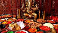 Священная индийская кухня