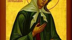 Святая ксения петербуржская. Молитва ей - мощная защита семейных ценностей