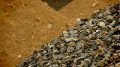 Сыпучий материал (песок, щебень): производство и продажа