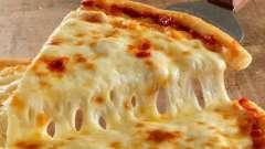 Сырная пицца: рецепты приготовления