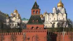 Тайницкая башня московского кремля: год возведения и фото
