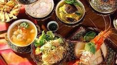 Тайская кухня и ее особенности