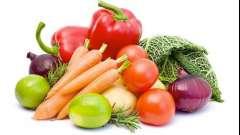 Такие разные овощи: список овощей крахмалистых и некрахмалистых