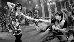 Танцы буги-вуги - часть мирового танцевального искусства