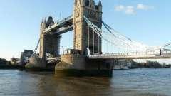 Тауэрский мост в лондоне. Тауэрский мост в лондоне - фото