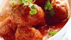 Тефтели в соусе в духовке. Как приготовить тефтели в томатном или сливочном соусе?