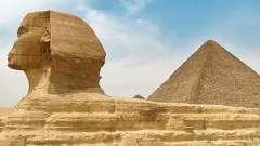 Температура в апреле в египте. Отдых в апреле в египте