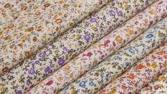 Ткань ситец: свойства и применение