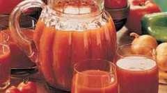 Томатный сок для похудения: диета с пользой для здоровья