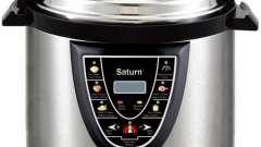 """Торговая марка """"сатурн"""" - мультиварка для современной кухни"""