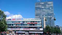 Торговые центры берлина: адреса, фото, отзывы