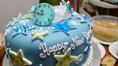 Торт из мастики на новый год: рецепт, идеи украшения