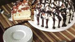 """Торт """"кучерявый мальчик"""": рецепт приготовления"""