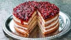 Торт «минутка»: такой разный и всегда вкусный!
