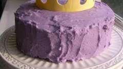 Торт с короной. Разные варианты приготовления и оформления