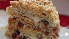 """Торт """"степка-растрепка"""": пошаговый рецепт"""