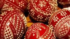 Традиция красить яйца – каковы истоки?