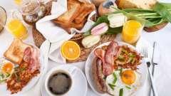 Традиционный американский завтрак: особенности, лучшие рецепты и меню