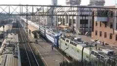Транспортные пути к курорту, или как доехать до геленджика на поезде