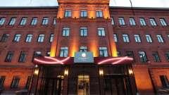 """Трехзвездочная гостиница «азимут» (москва/""""тульская""""): описание, инфраструктура и отзывы посетителей"""
