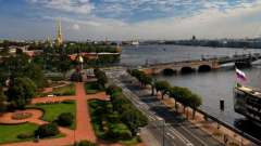 Троицкая площадь в санкт-петербурге: история и достопримечательности