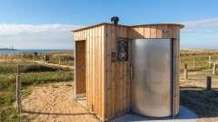 Туалет для дачи без запаха и откачки: виды, конструкции, строительство