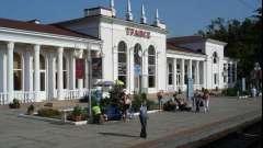 Туапсе: достопримечательности и развлечения для российских туристов
