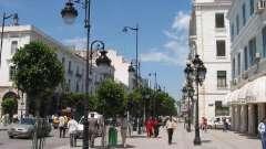 Тунис- столица туниса
