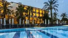 Турция, белек (belek) - belek beach resort hotel 5*: описание и отзывы