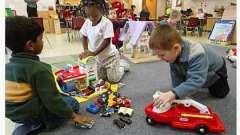 Творческие игры для детей дошкольного возраста