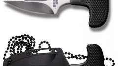 Тычковый нож. Разновидности и применение
