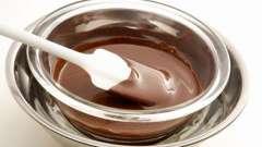 Учимся тому, как растапливать шоколад