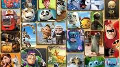 Удивительный мир pixar. Мультфильмы: список лучших