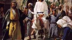 Углубимся в смысл того, что такое вербное воскресенье