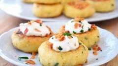 Украинские картопляники. Рецепт приготовления