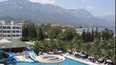 Ulusoy kemer holiday club hv-1 - превосходный отель для размеренного отдыха