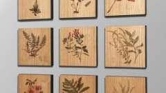 Уникальные росписи по дереву – культурное наследие руси