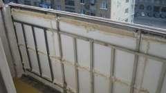 Утепление балкона своими руками: необходимые материалы и особенности процесса