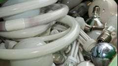 Утилизация ламп ртутьсодержащих: принципы собра и хранения, ответственность