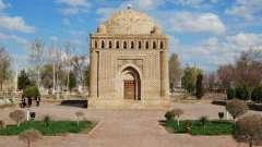 Узбекистан, достопримечательности: гробница саманидов. Мавзолей саманидов в бухаре: описание, история