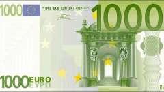 Валюта ес - евро. История курса. Введение денежной единицы