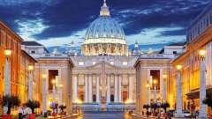 Ватикан: форма правления и государственное устройство